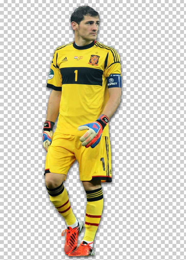 Iker Casillas Uniform Sport Outerwear Jersey PNG, Clipart.