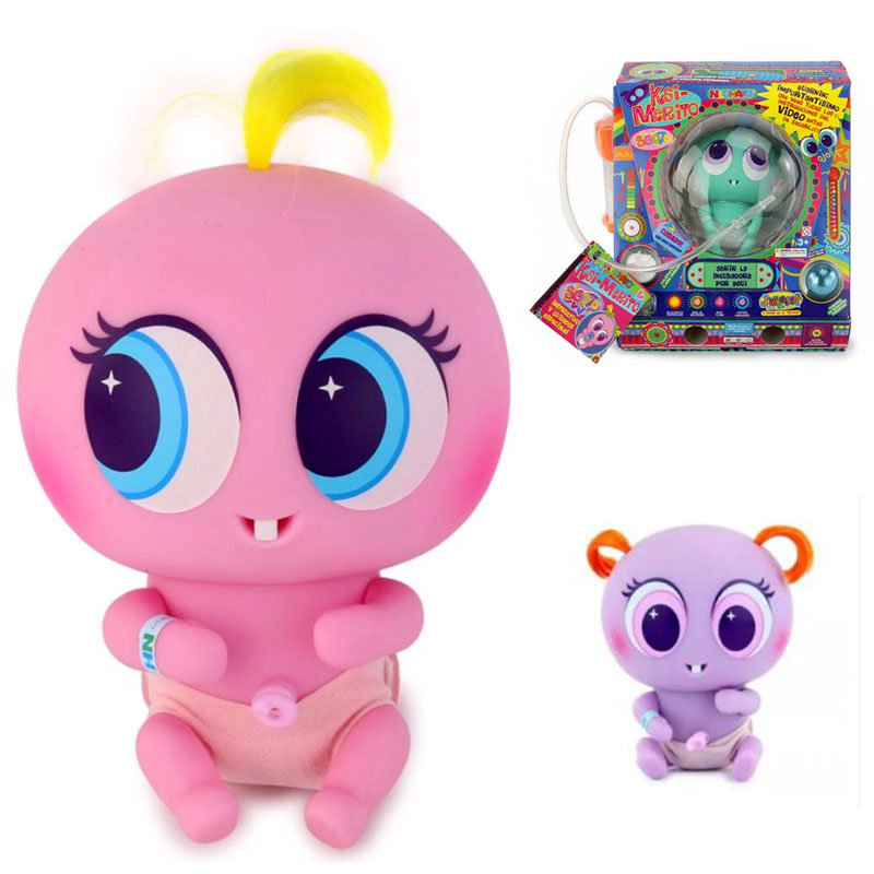 2019 Novelty Kids Toys Lovely Ksimerito Juguetes Dolls Gift High Quality  Cool Scented Casimaritos Neonate Doll.