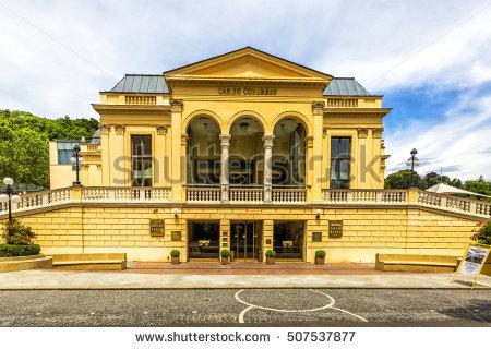Baden Baden Casino Stock Photos, Royalty.