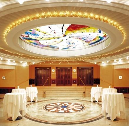 Casino baden dinner.