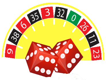 Casino Theme Clipart.
