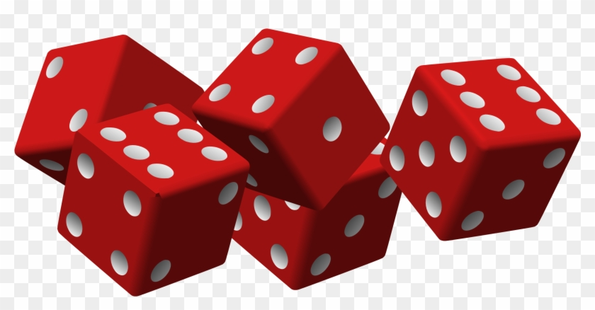 Casino Dice Png.