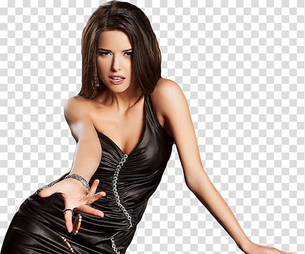 Woman wearing sleeveless top, Online Casino Online gambling.