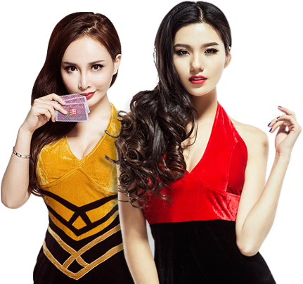 Download HD Asian Casino Girls Png Transparent PNG Image.