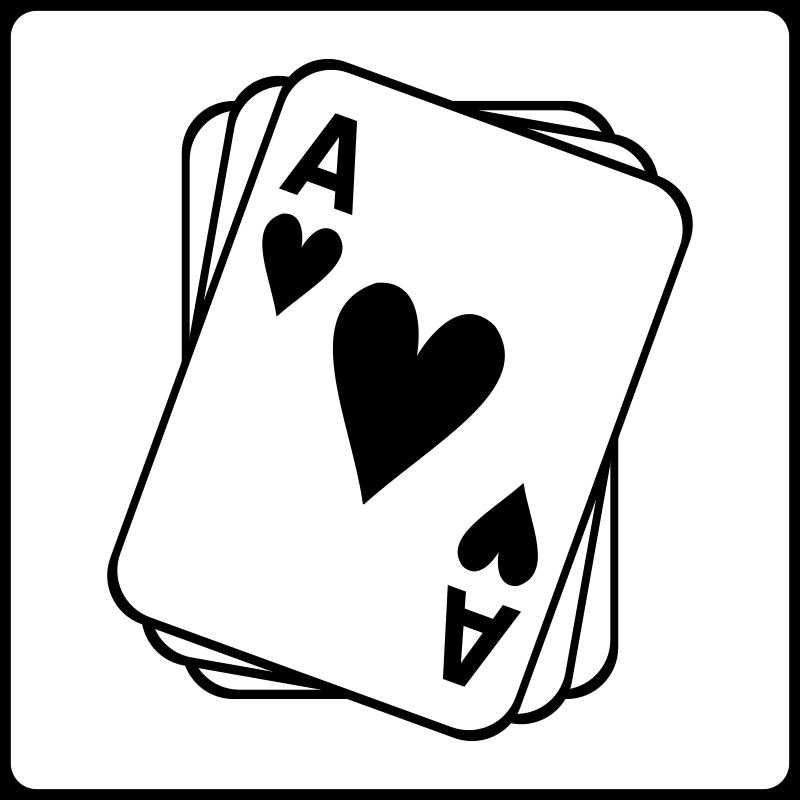 Free Clipart: Hotel Icon Has Casino.