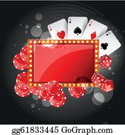 Casino Night Clip Art.