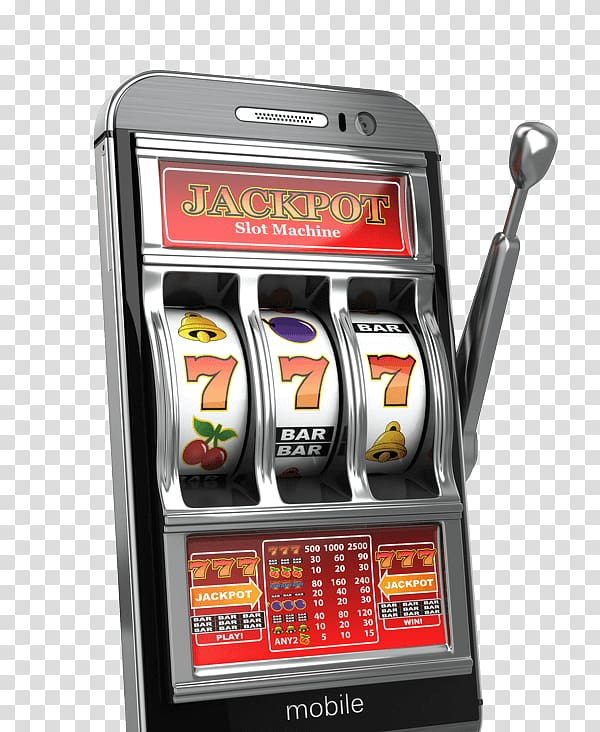 Online Casino Slot machine Mobile gambling Casino game.