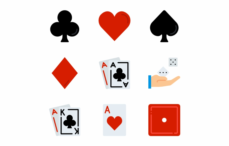 Gambling Vector.