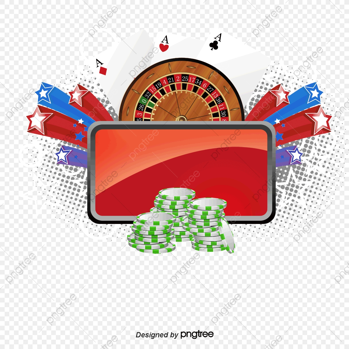 Poker Casino Gambling Turntable Vector, Casino, Gambling, Poker PNG.