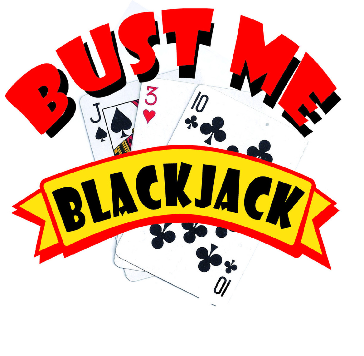 Bust Me Blackjack Valley View Casino CA Discount Gambling Clipart.