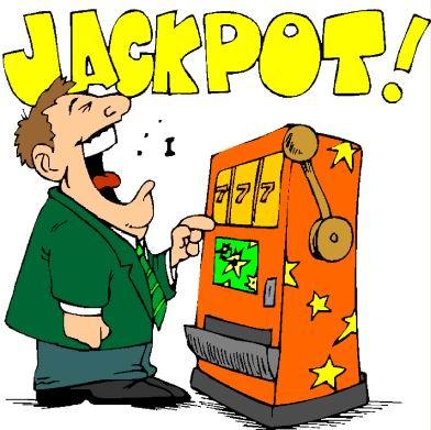 Jackpot clipart.