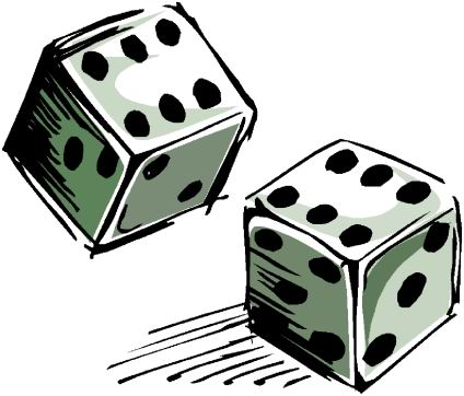 Casinos clipart.