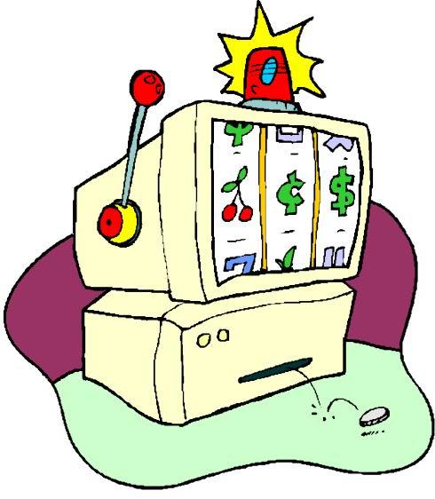 Casino Bus Clipart.