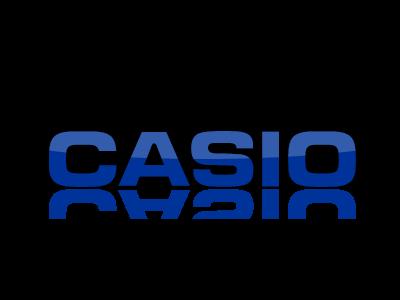 Casio Logos.