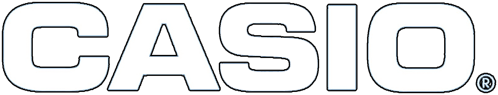 Casio Logo PNG Clipart.