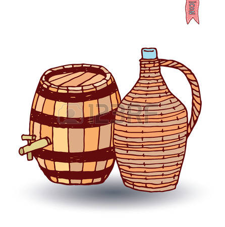 542 Cask Of Rum Cliparts, Stock Vector And Royalty Free Cask Of.
