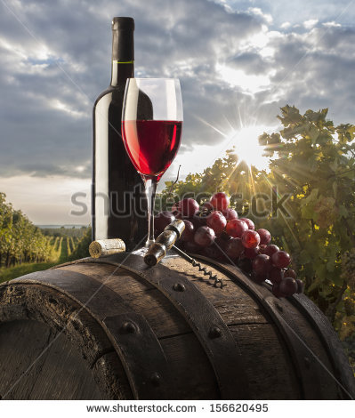 Wine Country Stock Photos, Royalty.