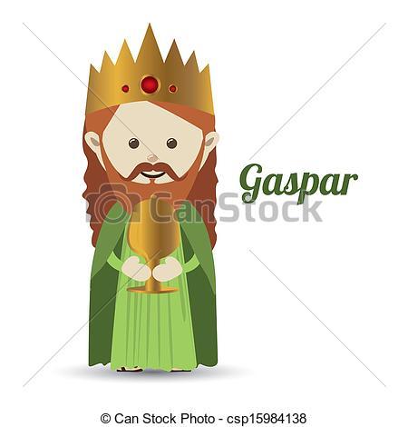 Gaspar Clip Art and Stock Illustrations. 325 Gaspar EPS.