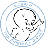 Casper Clip Art.