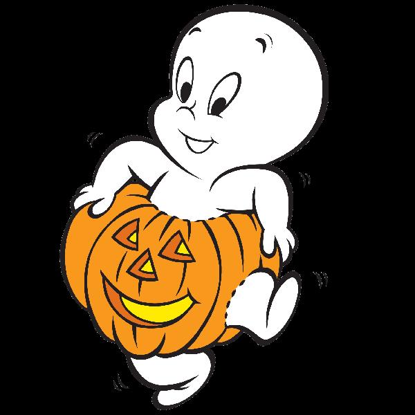 Casper the Friendly Ghost Halloween.