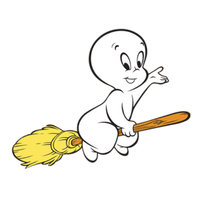 Casper The Friendly Ghost Clipart at GetDrawings.com.