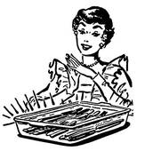 Baking Stock Illustrations.