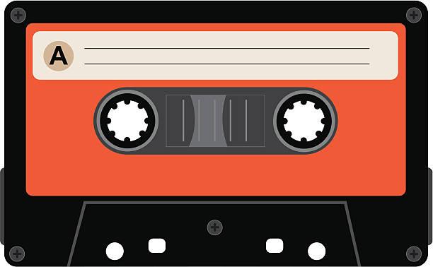Best Cassette Illustrations, Royalty.
