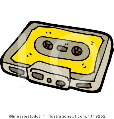 Cassette Clip Art.