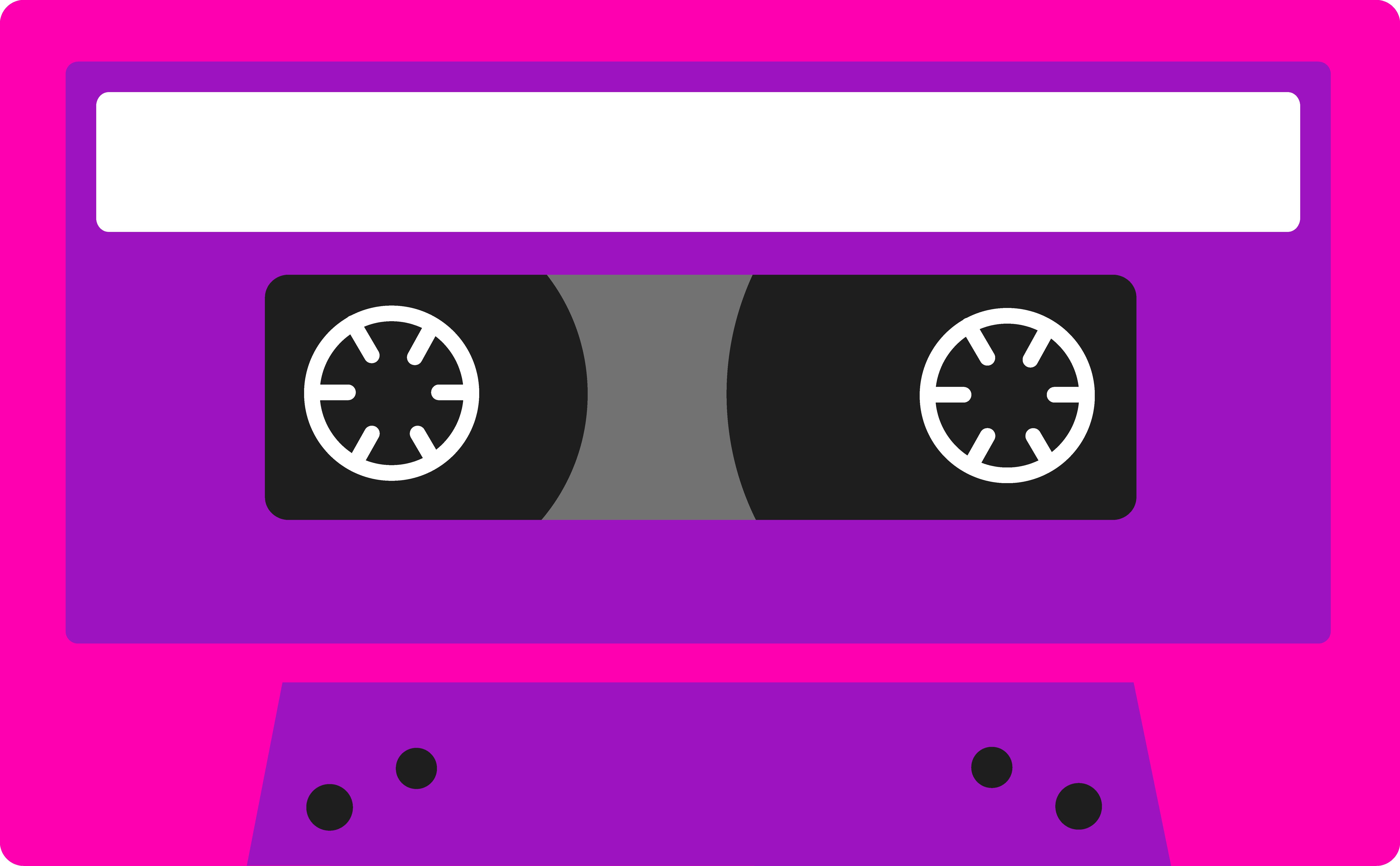 Cassette cliparts.