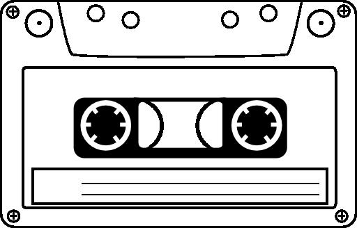 Cassette Tape Clip Art & Cassette Tape Clip Art Clip Art Images.