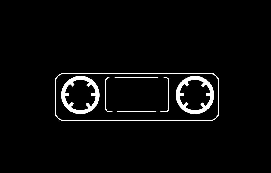 Tape Recorder Clip Art.