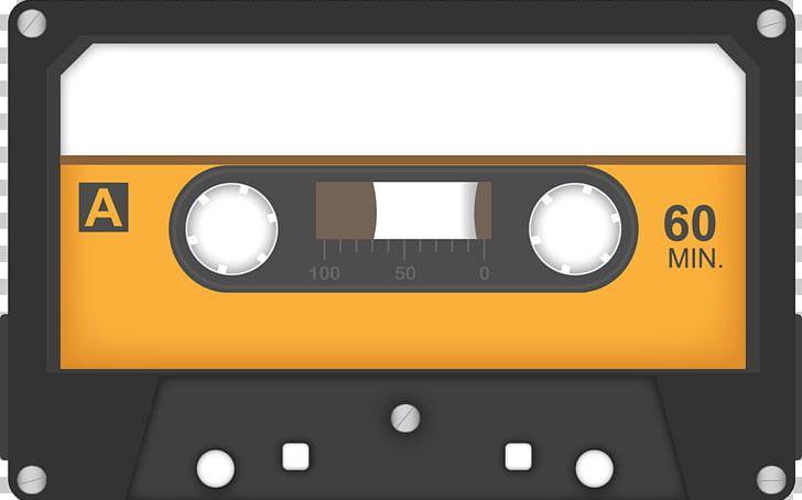 Vintage Audio Cassette PNG, Clipart, Audio Cassette, Electronics.