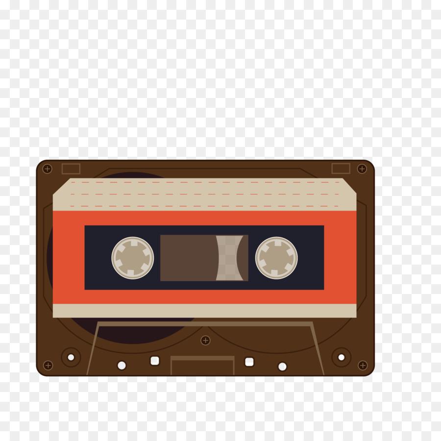 Cassette Tape png download.