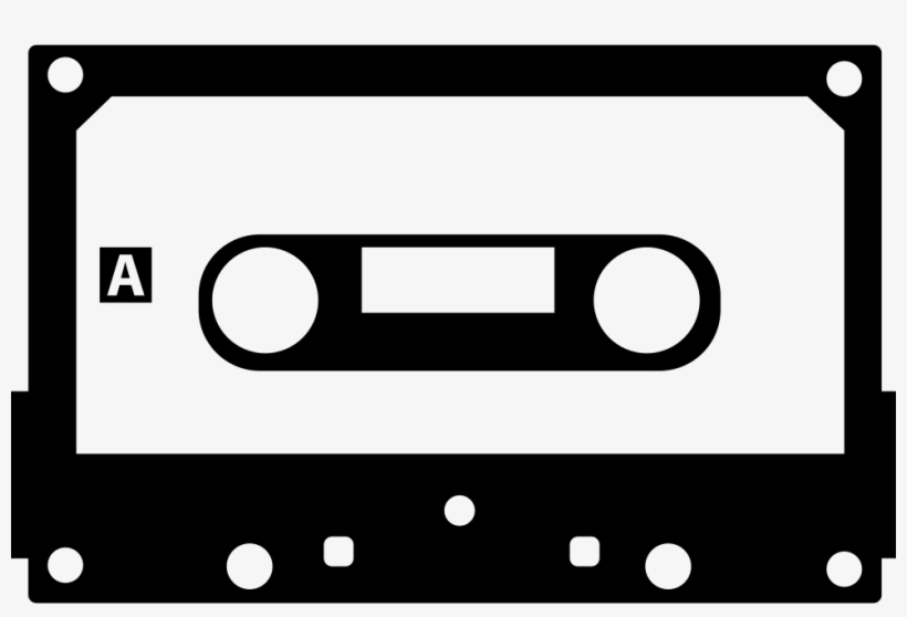 Cassette Tape With Black Border Comments.