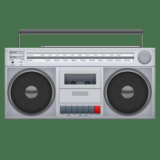 Cassette Player transparent PNG.