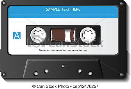 Cassette tape recorder Vector Clip Art EPS Images. 2,047 Cassette.