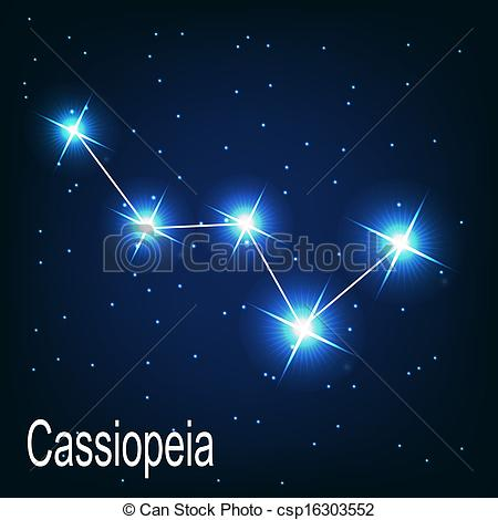 Cassiopeia a clipart #18