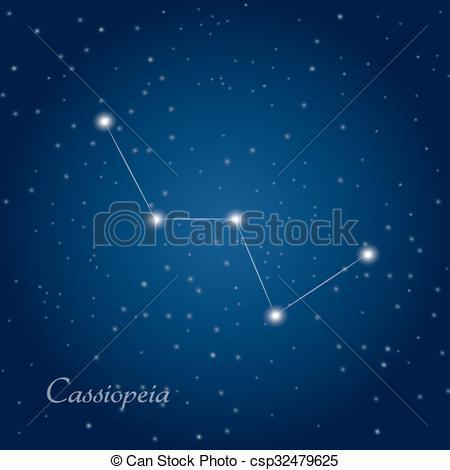 Cassiopeia a clipart #19
