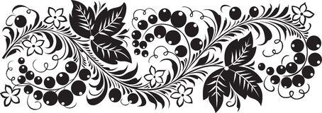 Hohloma Stock Illustrations.