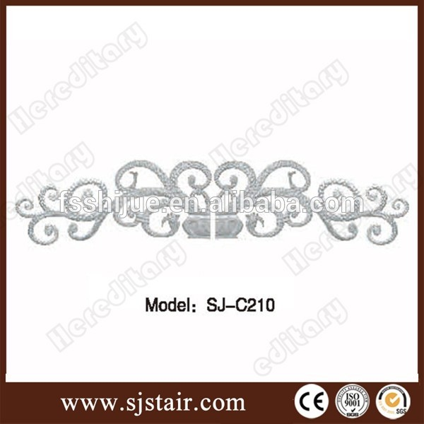 Cast Aluminum Alloy Gate Ornaments, Cast Aluminum Alloy Gate.