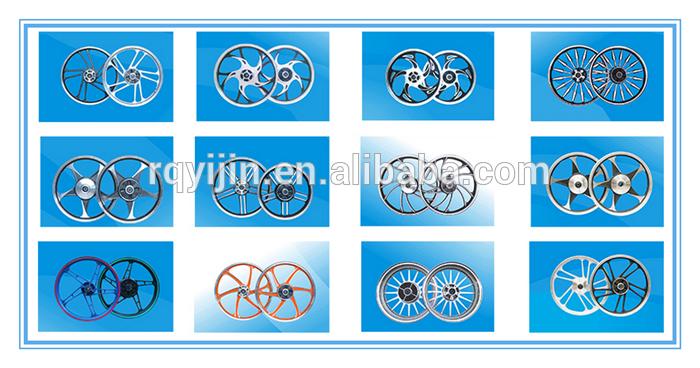 Motorcycle Aluminum Alloy Wheel Set For Thailand.