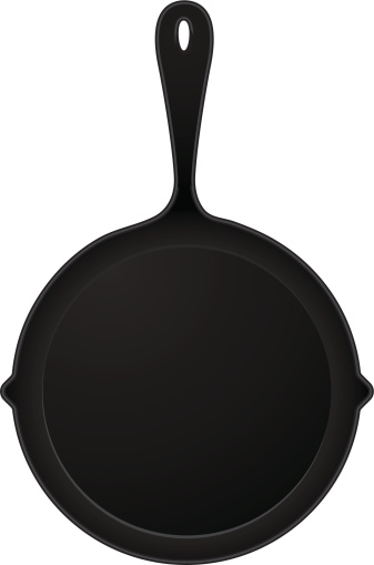 Cast iron pot clipart - Clipground