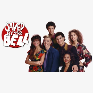 Saved By The Bell Cast Transparent & Png Clipart Free.