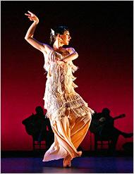 Flamenco Vivo Carlota Santana.