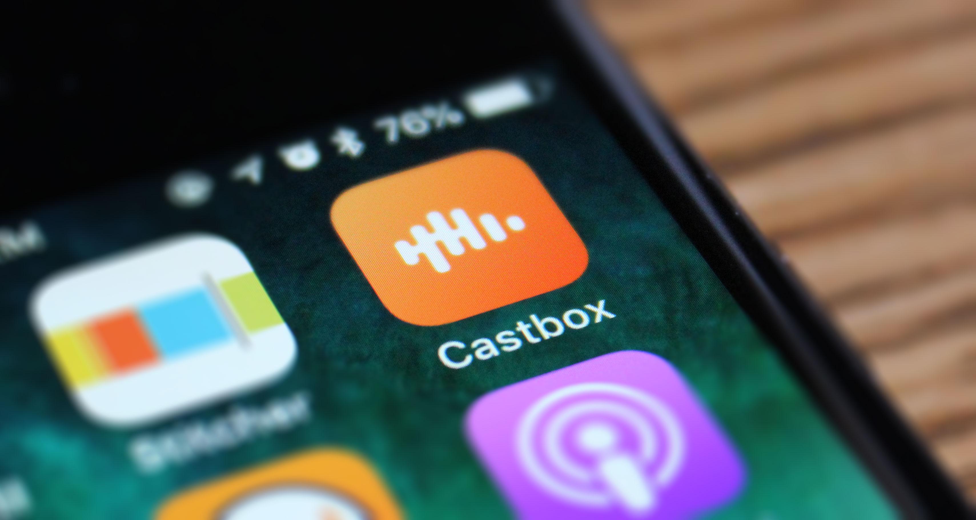 Podcast app Castbox raises $13.5 million, launches its own.