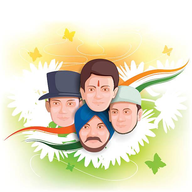 Best Caste System India Illustrations, Royalty.