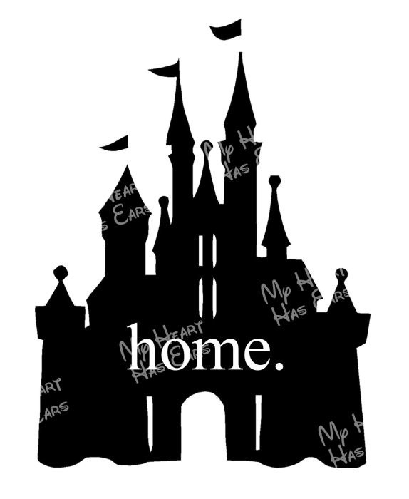 Vector and 0 Ideas About Disney Castle Silhouette On Disney 692.