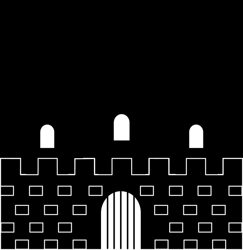 Best Castle Silhouette #17382.