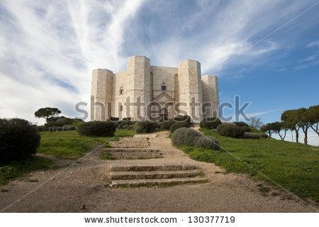 Castel Del Monte Stock Photos, Royalty.