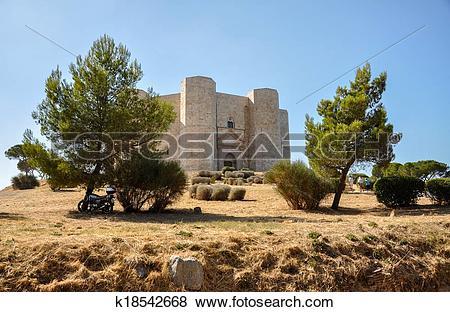 Pictures of Castel Del Monte, Andria (Italy) k18542668.